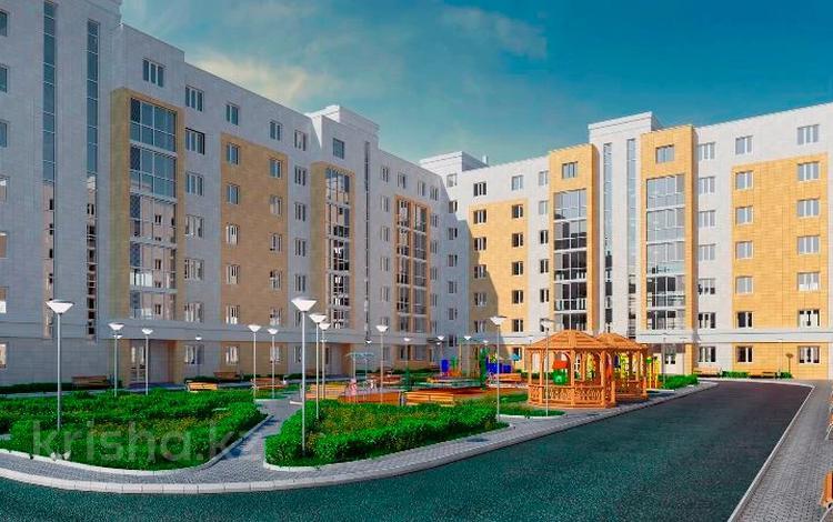 1-комнатная квартира, 47.41 м², 2/8 этаж, 37-я улица 1 за ~ 16.3 млн 〒 в Нур-Султане (Астана), Есиль р-н