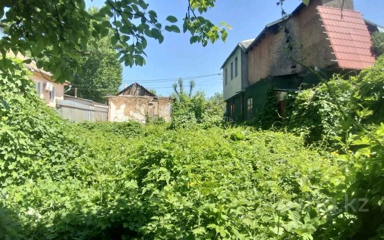 Участок 6.6 соток, Базарбаева 63 за 35 млн 〒 в Алматы, Медеуский р-н