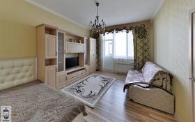1-комнатная квартира, 45 м², 2/16 этаж помесячно, Туран 55 за 110 000 〒 в Нур-Султане (Астана), Есиль р-н