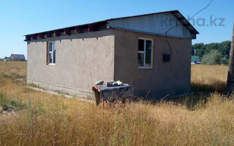 2-комнатный дом, 25 м², 8 сот., Казыбекова 26 — Центральная за 3 млн 〒 в Кокдале
