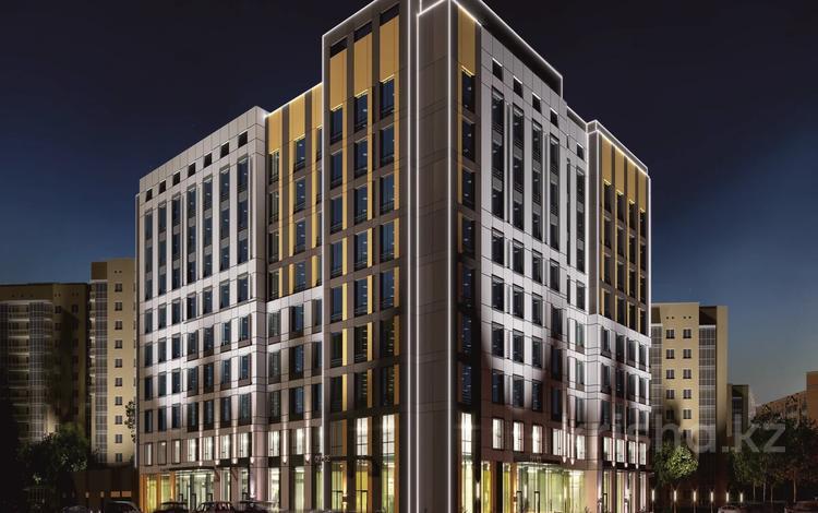 2-комнатная квартира, 61.79 м², Бейсековой — Жамбыла за ~ 16.1 млн 〒 в Нур-Султане (Астана)