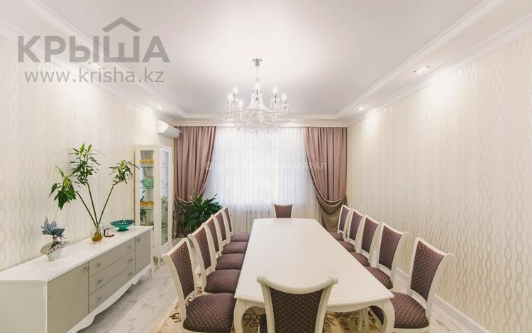 5-комнатная квартира, 210 м², 7/14 этаж, Керей и Жанибек хандар 14/2 за 132 млн 〒 в Нур-Султане (Астана), Есиль р-н