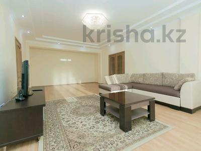 2-комнатная квартира, 100 м², 2/41 этаж посуточно, Достык 5/1 за 15 000 〒 в Нур-Султане (Астана), Есиль р-н