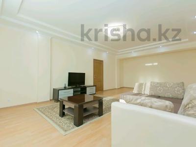 2-комнатная квартира, 100 м², 2/41 этаж посуточно, Достык 5/1 за 15 000 〒 в Нур-Султане (Астана), Есиль р-н — фото 2