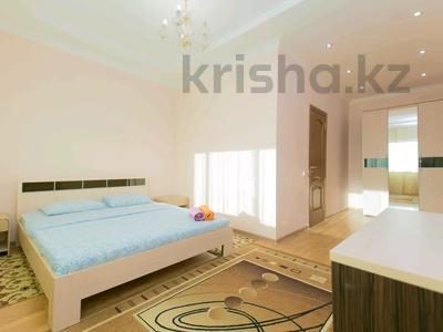 2-комнатная квартира, 100 м², 2/41 этаж посуточно, Достык 5/1 за 15 000 〒 в Нур-Султане (Астана), Есиль р-н — фото 3