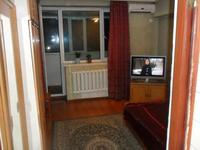 1-комнатная квартира, 18 м², 3/3 этаж по часам, проспект Сакена Сейфуллина 107 за 1 500 〒 в Алматы, Жетысуский р-н