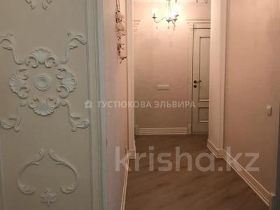 4-комнатная квартира, 110 м², 5/14 этаж на длительный срок, Сарайшык 5 за 350 000 〒 в Нур-Султане (Астане), Есильский р-н