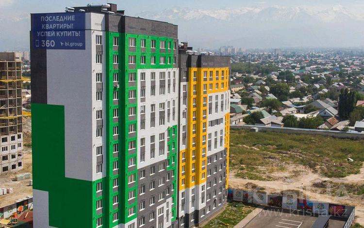 3-комнатная квартира, 81.9 м², 8/16 этаж, мкр Калкаман-2, Калкаман-2 мкр Абишева 36 за ~ 23.2 млн 〒 в Алматы, Наурызбайский р-н