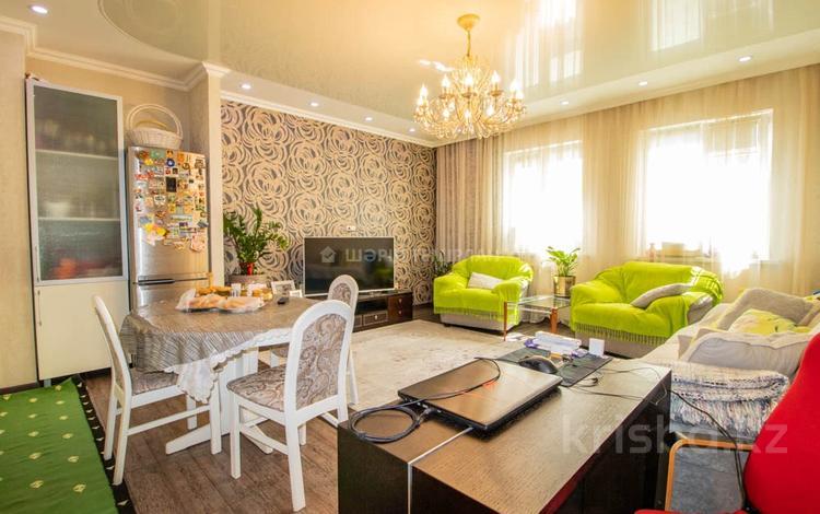 3-комнатная квартира, 100 м², 8/16 этаж, Навои — Торайгырова за 52.5 млн 〒 в Алматы, Бостандыкский р-н