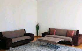 2-комнатная квартира, 90 м², 11/20 этаж помесячно, Достык 160 за 450 000 〒 в Алматы, Медеуский р-н