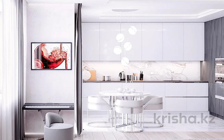 3-комнатная квартира, 90 м², 9/21 этаж, Снегина Дмитрия — Мендикулова за 65 млн 〒 в Алматы, Медеуский р-н
