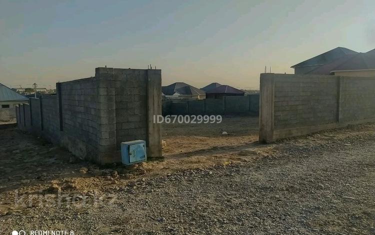 Участок 8 га, Каратауский район 55 — Жарна за 8 млн 〒 в Шымкенте, Каратауский р-н
