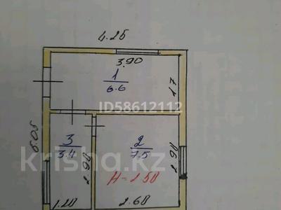 Дача с участком в 6.5 сот., Проезд 34 4 за 2.2 млн 〒 в Талдыкоргане