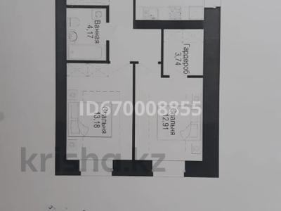 3-комнатная квартира, 76.38 м², 3/9 этаж, Аккум 24 за 33 млн 〒 в Нур-Султане (Астане), Есильский р-н