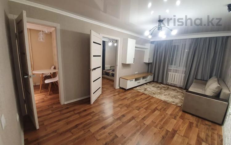 2-комнатная квартира, 45 м², 1/4 этаж, Мкр №2 — Кабдолова за ~ 19 млн 〒 в Алматы, Бостандыкский р-н