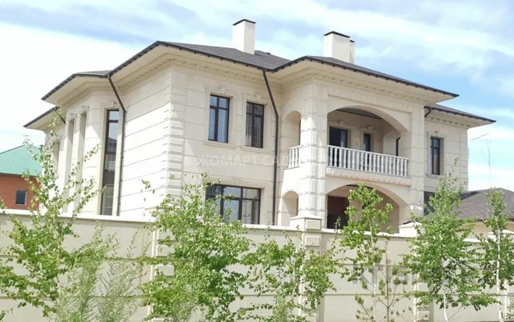 8-комнатный дом, 785 м², 12 сот., Комсомольский за 499 млн 〒 в Нур-Султане (Астана)