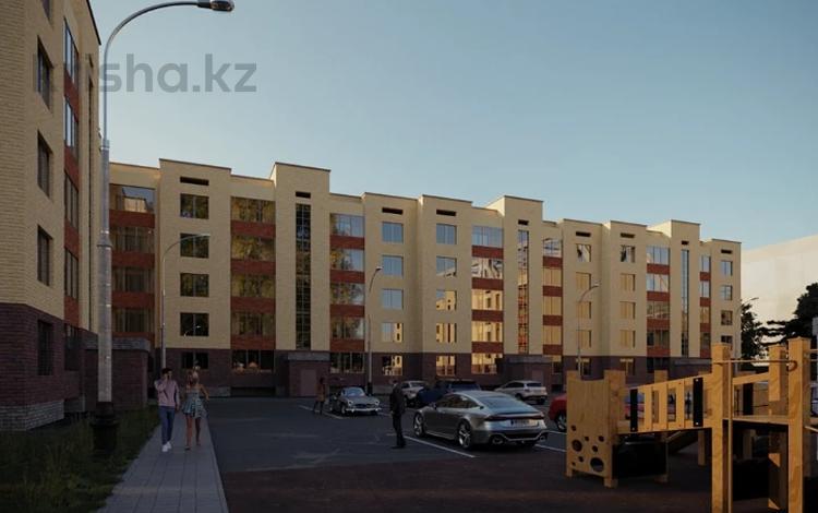 1-комнатная квартира, 79 м², 1/5 этаж, Батыс 2 2 за ~ 8.3 млн 〒 в Актобе, мкр. Батыс-2