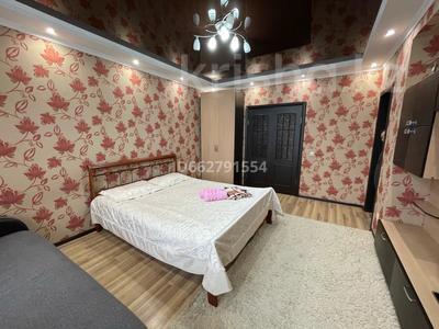 1-комнатная квартира, 43 м², 5/12 этаж посуточно, Кабанбай Батыра 40 за 8 000 〒 в Нур-Султане (Астане), Есильский р-н