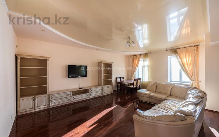 5-комнатная квартира, 271.2 м², 10 этаж, Кенесары 47 — Габдуллина за 95 млн 〒 в Нур-Султане (Астана), Алматы р-н