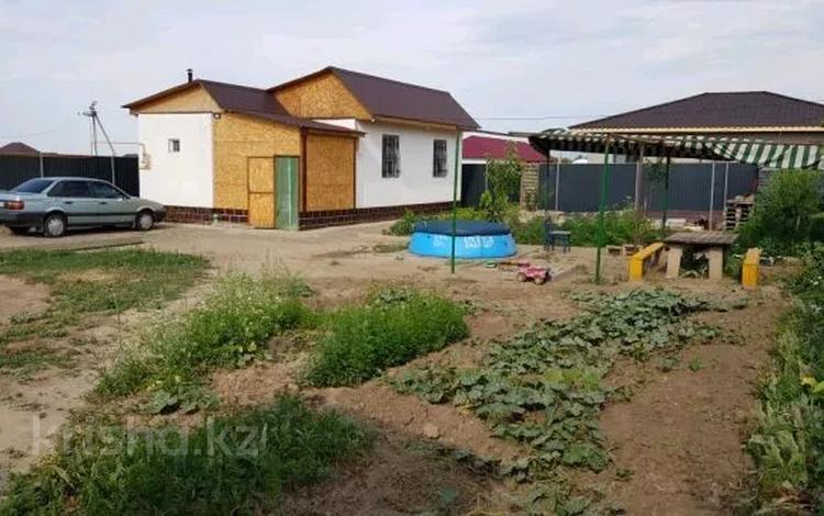 3-комнатный дом, 66 м², 6 сот., Новостройка 409 — Достык за 12 млн 〒 в Долане