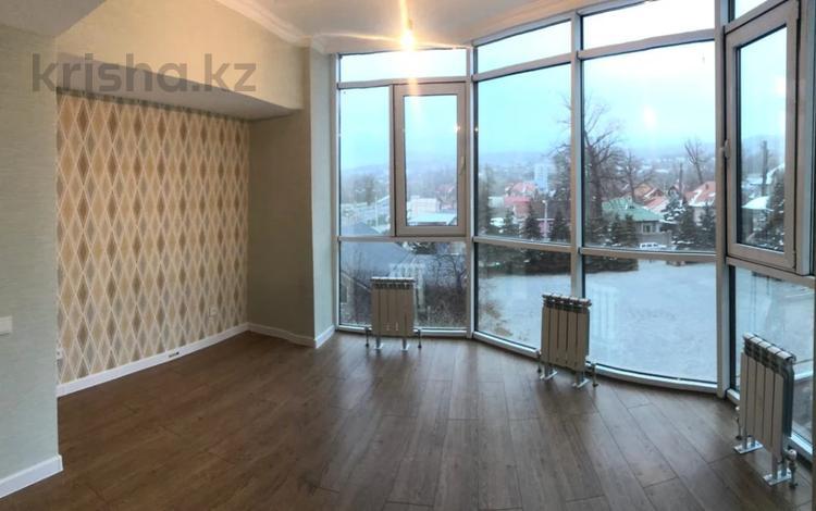 3-комнатная квартира, 90 м², 3/12 этаж, Бегалина (Дачная) — Толе Би (Комсомольская) за 41.5 млн 〒 в Алматы, Медеуский р-н
