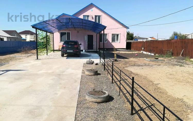 6-комнатный дом, 180 м², 8 сот., Селикатная 15 — Кабдолова за 20 млн 〒 в Атырау