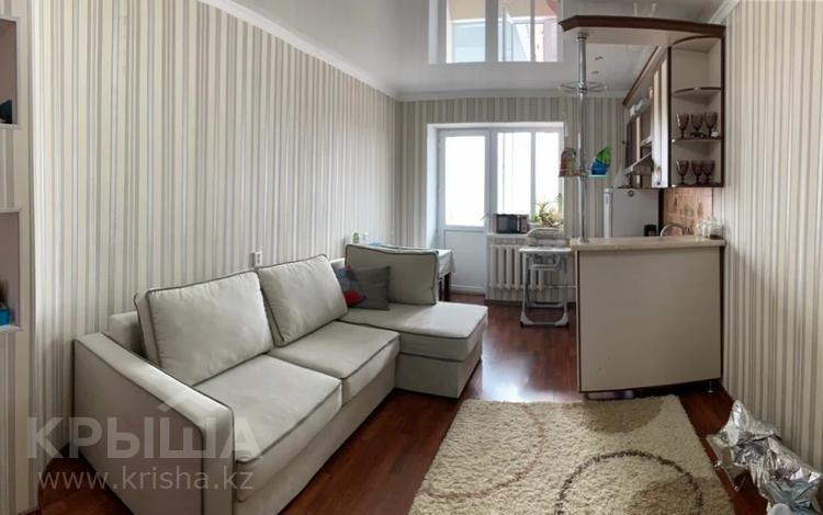 2-комнатная квартира, 47 м², 9/10 этаж, Кюйши Дины за ~ 16.4 млн 〒 в Нур-Султане (Астана), Алматы р-н