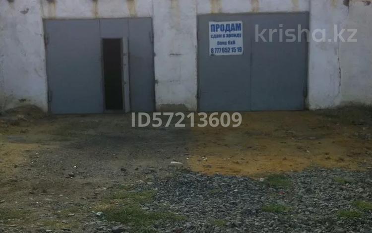 Бокс из двух гаражей 8х8 за 3.5 млн 〒 в Жезказгане