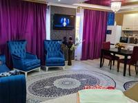 1-комнатная квартира, 35 м², 3/4 этаж посуточно, Жансугурова 99/107 — Биржан сал за 15 000 〒 в Талдыкоргане