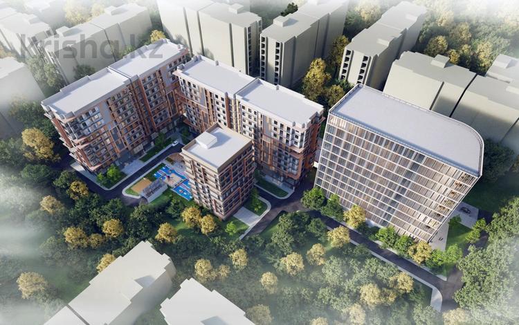 3-комнатная квартира, 105.5 м², Сейфуллина — Сатпаева за ~ 60.1 млн 〒 в Алматы