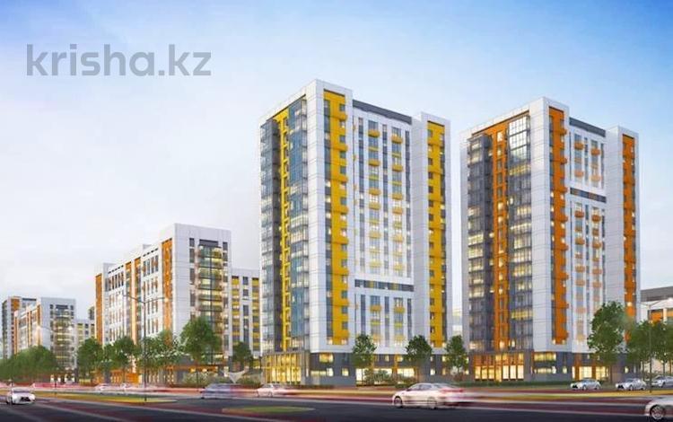 2-комнатная квартира, 58 м², 3/9 этаж, Ұлы Дала за 19.3 млн 〒 в Нур-Султане (Астана), Есиль р-н