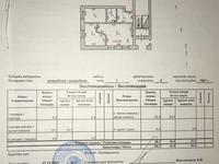2-комнатная квартира, 58.7 м², 1/2 этаж