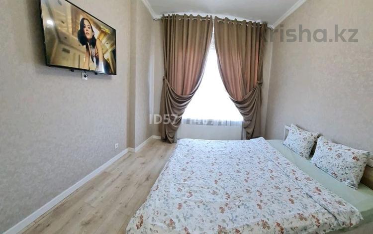 2-комнатная квартира, 75 м², 8/12 этаж посуточно, Тайманова 48 за 25 000 〒 в Атырау