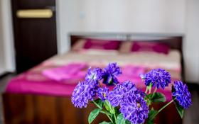 1-комнатная квартира, 56 м² посуточно, Сауран 3/1 за 12 000 〒 в Нур-Султане (Астана), Есиль р-н