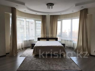 3-комнатная квартира, 130 м², 3/17 этаж помесячно, проспект Достык 97Б — проспект Аль-Фараби за 350 000 〒 в Алматы, Медеуский р-н