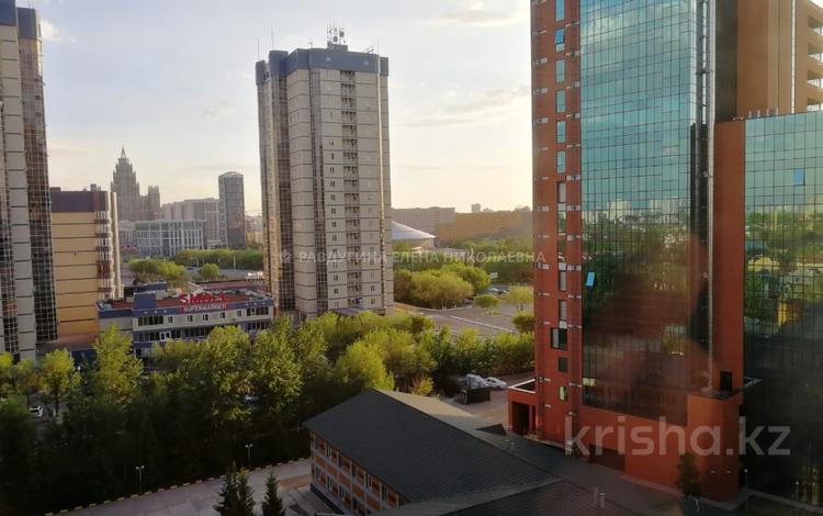 3-комнатная квартира, 100 м², 10/19 этаж, Кабанбай-батыра 4/2 за 28.5 млн 〒 в Нур-Султане (Астана), Есиль р-н