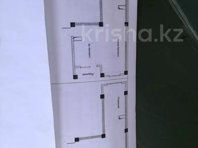 2-комнатная квартира, 55.5 м², 1/6 этаж, мкр Шугыла 10 за 12.8 млн 〒 в Алматы, Наурызбайский р-н