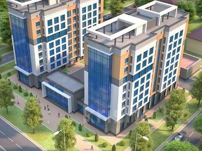 1-комнатная квартира, 28.36 м², Бозбиiк 1/1 за ~ 6.8 млн 〒 в Нур-Султане (Астана), Сарыарка р-н — фото 3