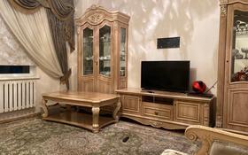 4-комнатная квартира, 100 м², 1/12 этаж помесячно, Сауран 3/1 за 225 000 〒 в Нур-Султане (Астана), Есиль р-н