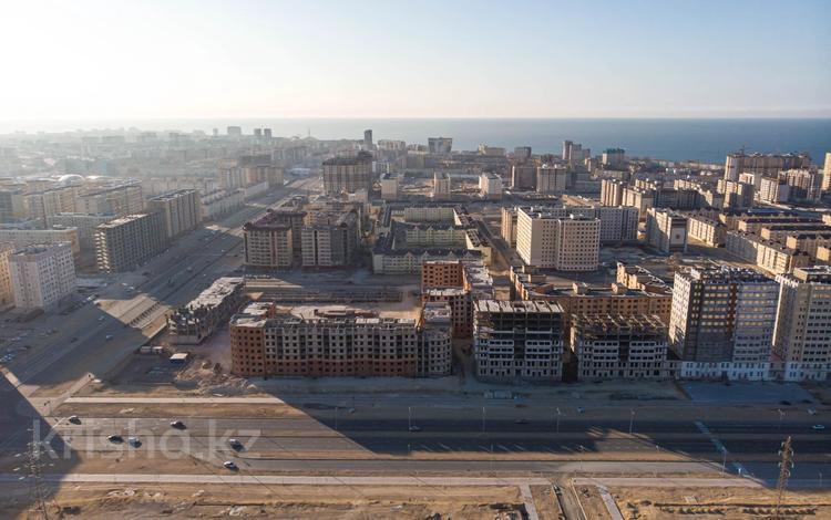 1-комнатная квартира, 43.8 м², 7/7 этаж, 17-й мкр за ~ 5.5 млн 〒 в Актау, 17-й мкр