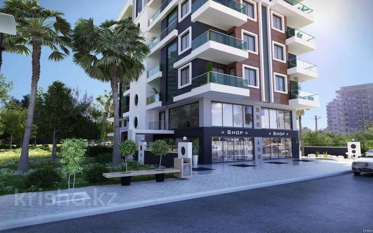 2-комнатная квартира, 65 м², Alanya за ~ 24 млн 〒 в
