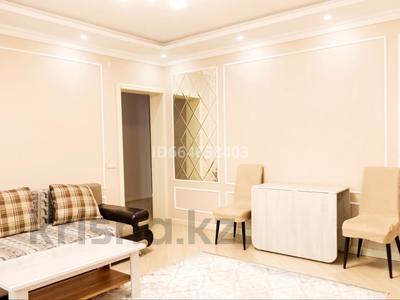 2-комнатная квартира, 70 м², 11/16 этаж посуточно, Бальзака 8 — Попова за 16 000 〒 в Алматы, Бостандыкский р-н