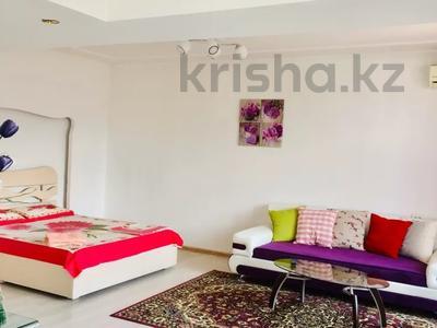 1-комнатная квартира, 45 м², 5/7 этаж по часам, Абылай хана 74 — Гоголя за 2 000 〒 в Алматы, Алмалинский р-н