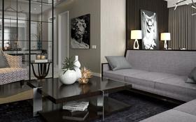 3-комнатная квартира, 75.83 м², Гагарина 233 за ~ 45.5 млн 〒 в Алматы, Бостандыкский р-н