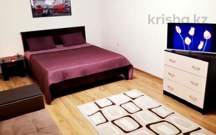 1-комнатная квартира, 35 м² по часам, Сарыарка 41 — Богенбай батыра за 1 000 〒 в Нур-Султане (Астана), Сарыарка р-н