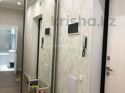 1-комнатная квартира, 45 м², 9/12 этаж помесячно, Розыбакиева 181а — Байкадамова за 190 000 〒 в Алматы, Бостандыкский р-н — фото 12