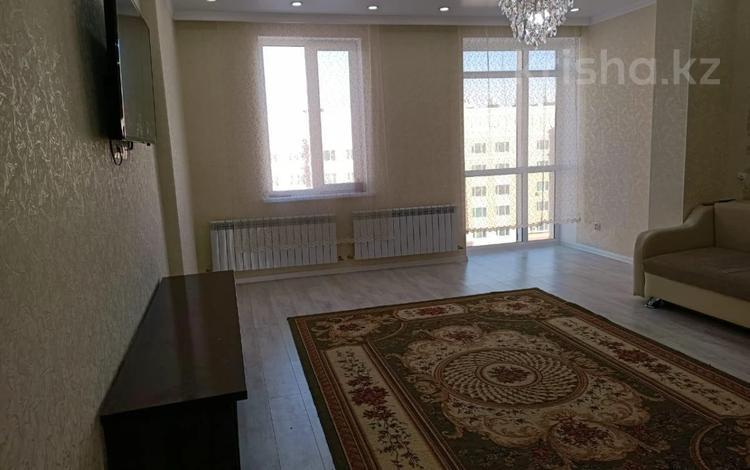 2-комнатная квартира, 60 м² помесячно, ул е 30 7 за 110 000 〒 в Нур-Султане (Астана), Есиль р-н