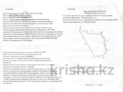 Участок 500 га, Капчагай за 55 млн 〒