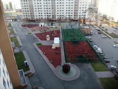2-комнатная квартира, 72 м², 10/18 этаж, Кайыма Мухамедханова за 26.3 млн 〒 в Нур-Султане (Астана), Есиль р-н — фото 16