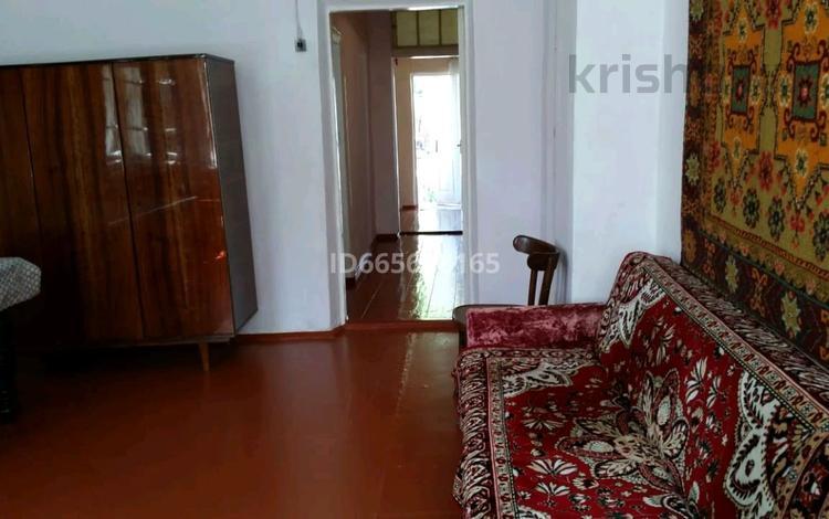 3-комнатная квартира, 72 м², 1/1 этаж, Рафинадная 7 за 6.5 млн 〒 в Таразе